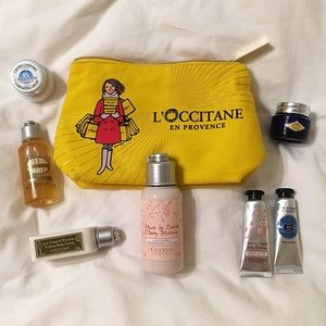 L'OCCITANE 7 Item Variety Bag